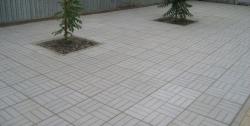 """Тротуарная плитка """"12 кирпичей"""""""